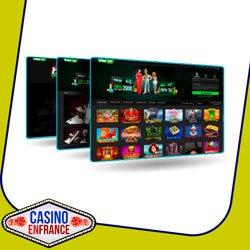 Plusieurs jeux sur Winoui Casino